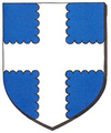 Lude castle arms
