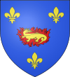 Chambord castle arms
