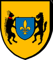 Blois castle arms