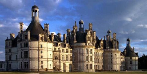 Loire valley chateaux bed and breakfast  Vendome