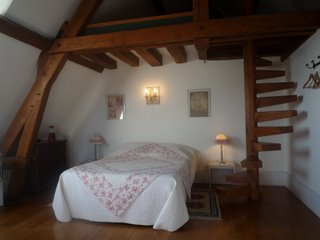bed breakfast loire valley castles